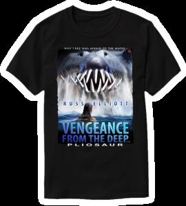 pliosaur blackt shirt veng-1