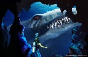 pliosaur-cavern
