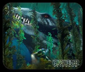 pliosaur kelp mouse pad vengeance