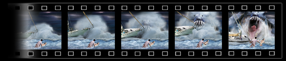 pliosaur movie film strip veng