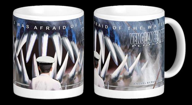 pliosaur mug