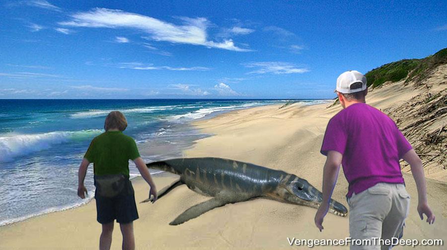 Pliosaur Plesiosaur Sightings Vengeance From The Deep