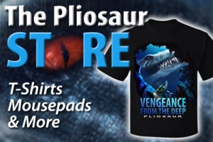 the pliosaur store
